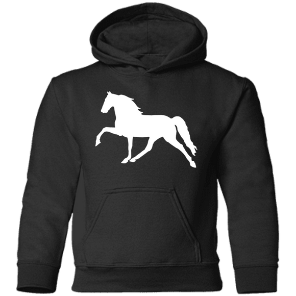 Tennessee Walking Horse (Pleasure) CAR78TH Precious Cargo Toddler Pullover Hoodie