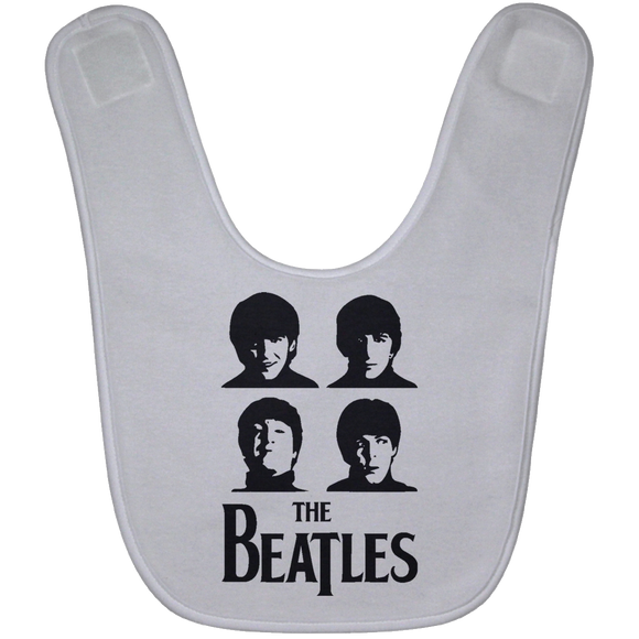 THE BEATLES BABYBIB Baby Bib