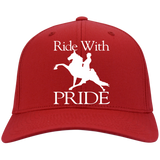 RIDE WITH PRIDE C813 Flex Fit Twill Baseball Cap