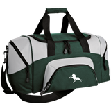 Tennessee Walking Horse (Performance) BG990S Small Colorblock Sport Duffel Bag