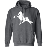 Tennessee Walking Horse (Performance) G185 Gildan Pullover Hoodie 8 oz.