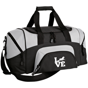 Love (TWH Pleasure) BG990S Small Colorblock Sport Duffel Bag