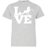 Love (TWH Performance) 6101 Youth Jersey T-Shirt
