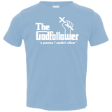 The Godfollower 3321 Toddler Jersey T-Shirt