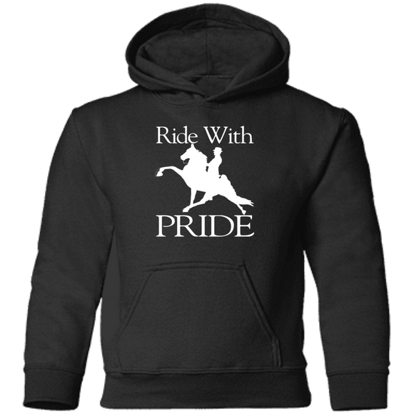 RIDE WITH PRIDE CAR78TH Toddler Pullover Hoodie