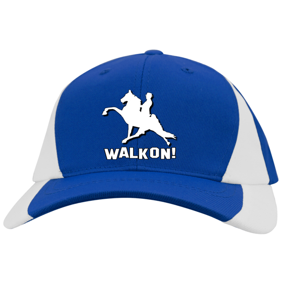 Walk On YSTC11 Youth Mid-Profile Colorblock Cap