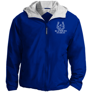 BLACKBURN STABLES (WHITE) - Copy JP56 Team Jacket