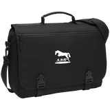 Jump II BG304 Messenger Briefcase