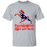 Farmington Signs and Such G500 5.3 oz. T-Shirt