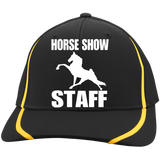 Horse Show Staff STC16 Flexfit Colorblock Cap