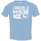LOUISVILLE MODE final 782017 3321 Toddler Jersey T-Shirt