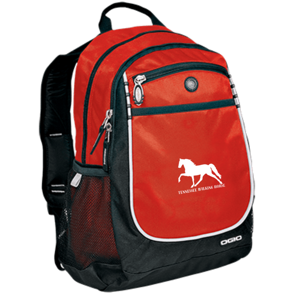 Tennessee Walking Horse (Pleasure) with letters 711140 Rugged Bookbag
