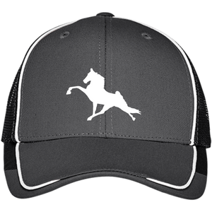 Tennessee Walking Horse (Performance) C904 Colorblock Mesh Back Cap