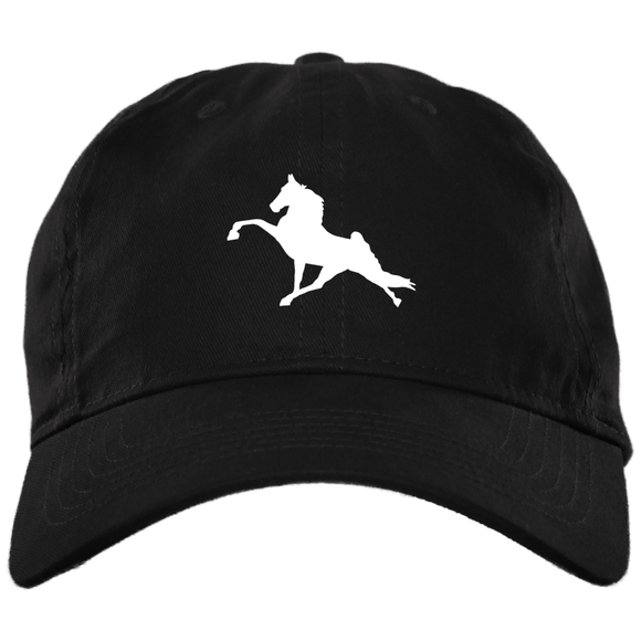 Tennessee Walking Horse (Performance) BX880 Twill Unstructured Dad Cap
