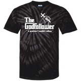 The Godfollower CD100Y Youth Tie Dye T-Shirt