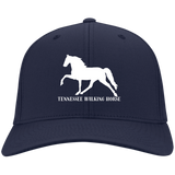 Tennessee Walking Horse (Pleasure) with letters CP80 Twill Cap