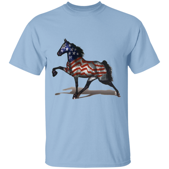 THE ALL AMERICAN HORSE G500 5.3 oz. T-Shirt