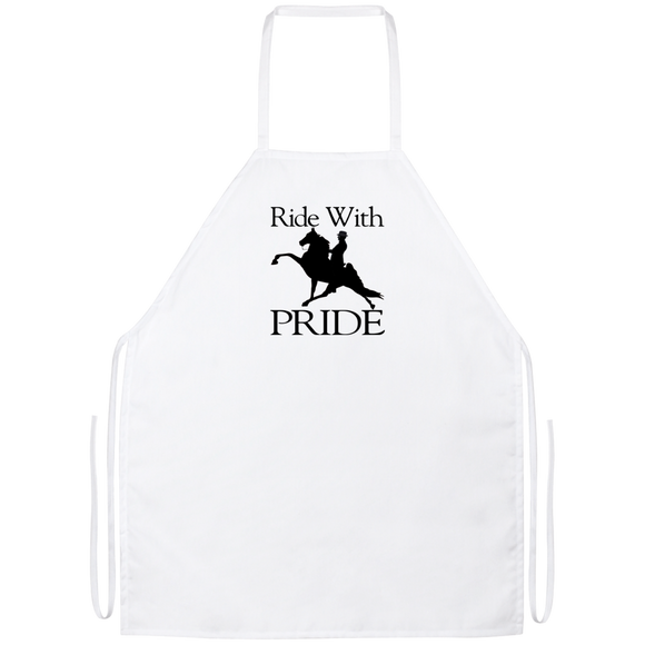 Ride With Pride Apron