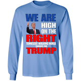 TWH OWNERS FOR TRUMP G240 LS Ultra Cotton T-Shirt