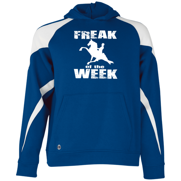 Freak Of The Week 229646 Holloway Youth Colorblock Hoodie
