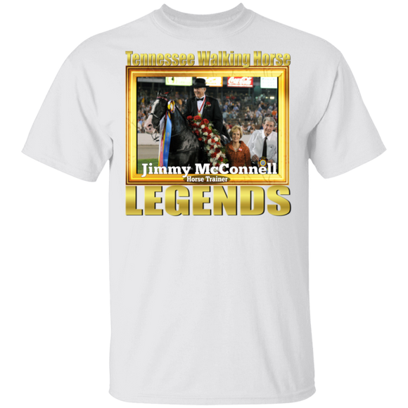 JIMMY MCCONNELL (Legends Series) G500 5.3 oz. T-Shirt