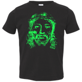 JESUS (lime) 3321 Toddler Jersey T-Shirt