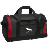 Tennessee Walking Horse (Pleasure) with letters BG800 Travel Sports Duffel