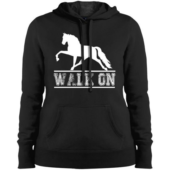 Walk On TWH Pleasure LST254 Sport-Tek Ladies' Pullover Hooded Sweatshirt
