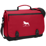 Tennessee Walking Horse (Pleasure) with letters BG304 Messenger Briefcase