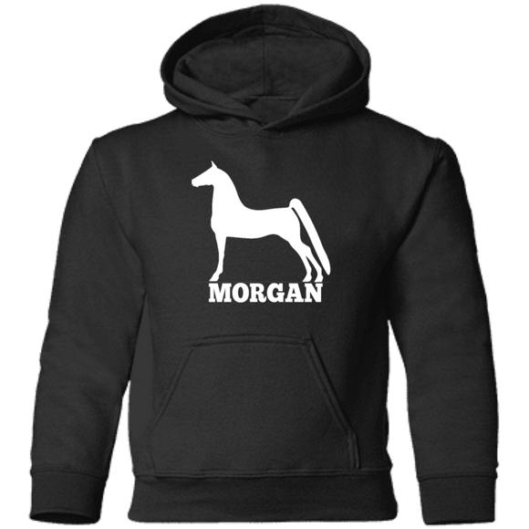 Morgan CAR78TH Precious Cargo Toddler Pullover Hoodie