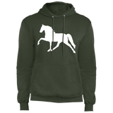 Tennessee Walking Horse (Pleasure) PC78H Port & Co. Core Fleece Pullover Hoodie