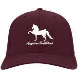 American Saddlebred Design 2 CP80 Twill Cap