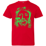 JESUS (lime) 6101 Youth Jersey T-Shirt