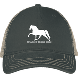 Tennessee Walking Horse (Pleasure) with letters DT630 Mesh Back Cap
