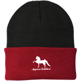 American Saddlebred Design 2 CP90 Port Authority Knit Cap