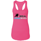 THE REAL HORSE WIVES NL1533 Ladies Ideal Racerback Tank