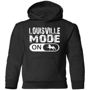 LOUISVILLE MODE final 782017 CAR78TH Toddler Pullover Hoodie