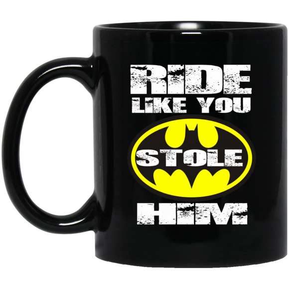 EL NINO'S DARK KNIGHT 2020 BM11OZ 11 oz. Black Mug