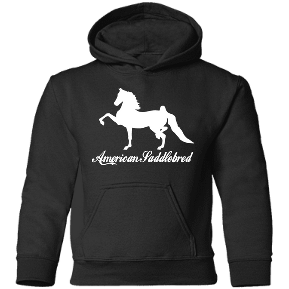 American Saddlebred Design 2 CAR78TH Precious Cargo Toddler Pullover Hoodie