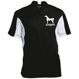 Arabian ST655 Men's Colorblock Performance Polo