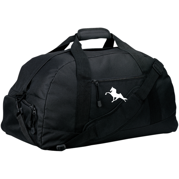 Tennessee Walking Horse (Performance) BG980 Basic Large-Sized Duffel Bag