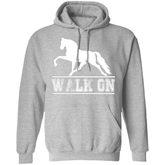 Walk On TWH Pleasure G185 Gildan Pullover Hoodie 8 oz.