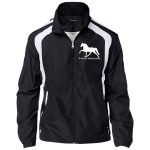 Tennessee Walking Horse (Pleasure) with letters JST60 Sport-Tek Jersey-Lined Jacket