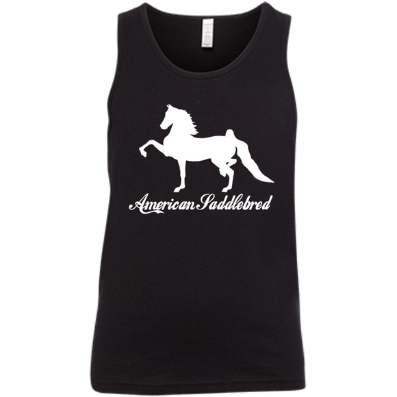 American Saddlebred Design 2 3480Y Youth Jersey Tank