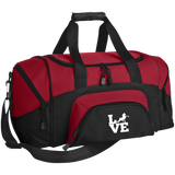 Love (TWH Performance) BG990S Small Colorblock Sport Duffel Bag