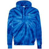 My Pony Store CD877 Tie-Dyed Pullover Hoodie