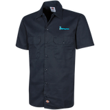 My Pony Store 1574 Dickies Men's Short Sleeve Workshirt