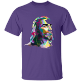 JESUS (multi color) G500B Youth 5.3 oz 100% Cotton T-Shirt