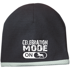CELEBRATION MODE (TWH Pleasure) STC15 Performance Knit Cap