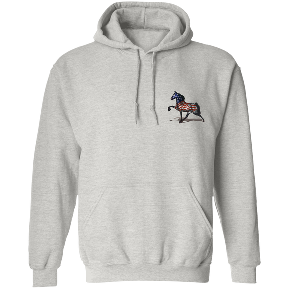 THE ALL AMERICAN HORSE Z66 Pullover Hoodie